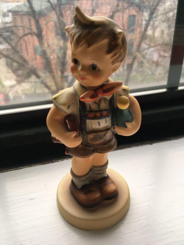Goebel Hummel Valentine Joy 399 Figurine Exclusive Special Edition NO.4