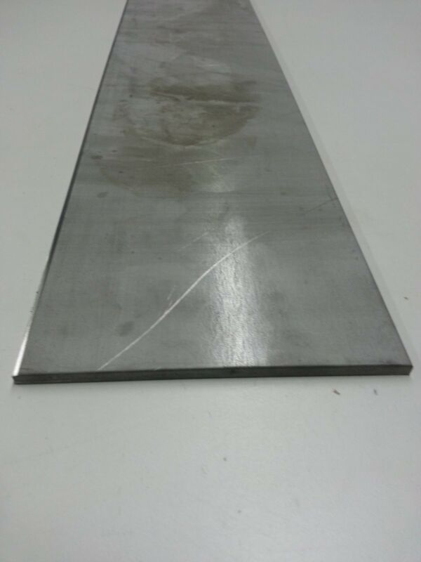 "1/8"" x 1"" 304 Stainless Steel Flat Bar x 36"""
