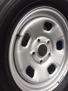 Dodge Ram rims and tires 265-70-17 with tpms