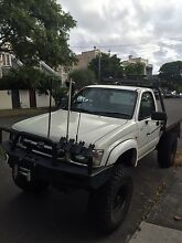 Toyota hilux Belmore Canterbury Area Preview