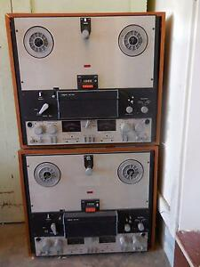 2 Ferrograph Reel to Reel Tape Decks Barden Ridge Sutherland Area Preview