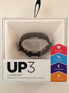 Brand New Unused Jaw Bone UP3 Activity Tracker for Sale! Bull Creek Melville Area Preview