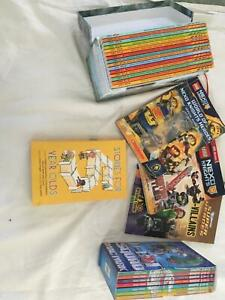 A collection of books for young readers