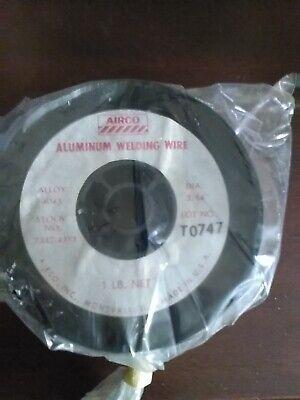 Aluminum Electrode Welding Wire 1lb Spool Alloy 4043 Diameter 364 Nip