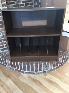 TV or LP record stand