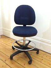 Office Chair - posture support - gas lift Northcote Darebin Area Preview
