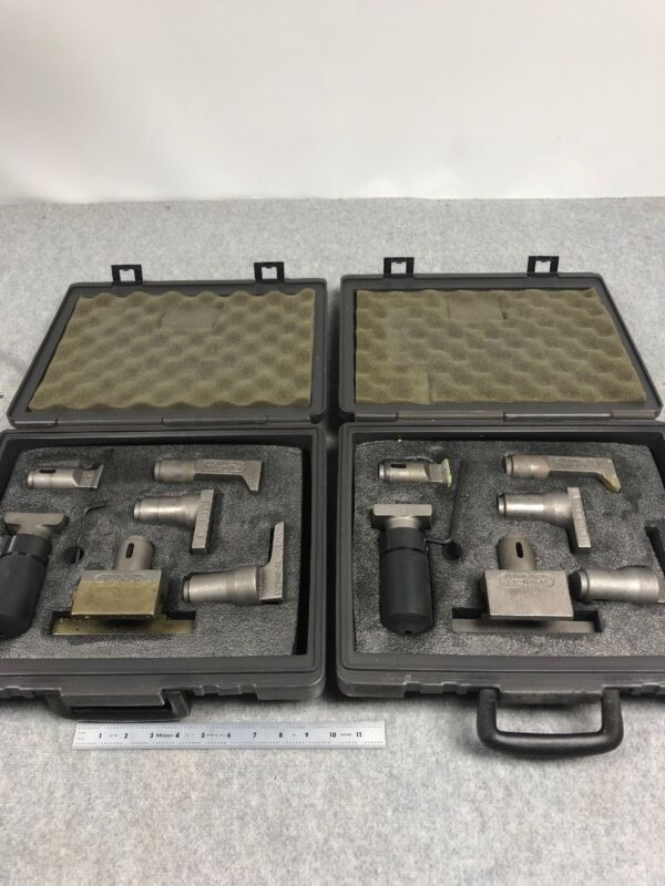 ATI TOOLS AT1001K Trauma-Reducing 5 pc. Bucking Bar Kit W/Case