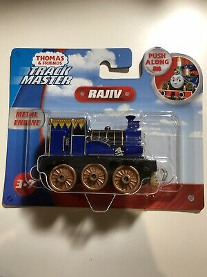 RAJIV Push Along Thomas & Friends TrackMaster Train Metal Engine Fisher Price