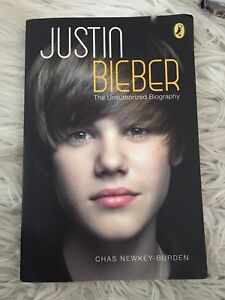 """Justin Bieber """"The Unauthorized Biography"""""""