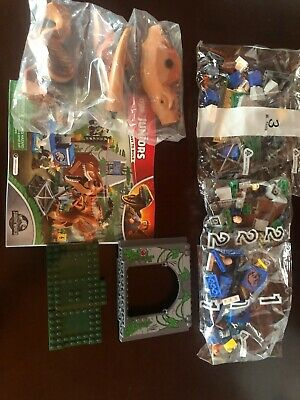 Lego Juniors T Rex Breakout 10758 (NoBox)