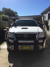 2008 Toyota hilux sr 4x4 turbo diesel Maitland Maitland Area Preview
