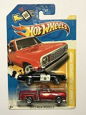 Hot Wheels Matchbox 78 Doge Monaco Police And Lil Red Express Pickup Lot