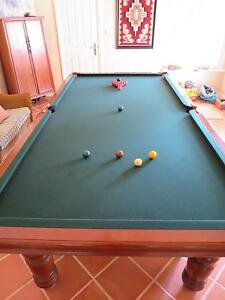 9ft (3/4) Billiard/ Pool Table with accessories Dalkeith Nedlands Area Preview