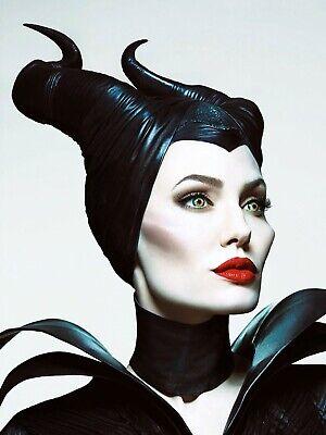 "Disney Maleficent Movie Photo Print (11""x14"") Angelina Jolie Collectible Poster"