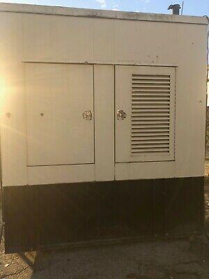 55kw Kohler Diesel Generator John Deere 746 Hours Fuel Tank 12 Wire
