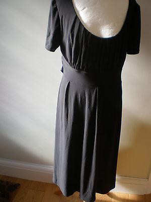 JULIAN TAYLOR (NEW YORK) WOMEN'S BLACK DRESS UK 14 EURO 42