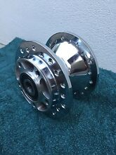 """Narrow Glide Harley 3/4"""" Axle Front Hub Chrome Polished Sportster Dyna Coogee Eastern Suburbs Preview"""