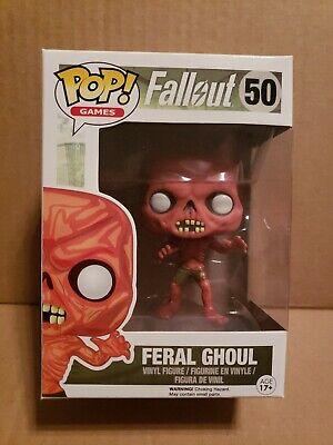 Fallout #50 Pop Vinyl Feral Ghoul