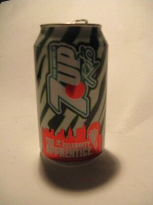 7 Up The Celebrity Apprentice Donald Trump  Empty Can
