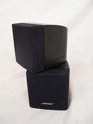 1x Bose Acoustimass Double Cube Speaker (Black) 100s Sold!