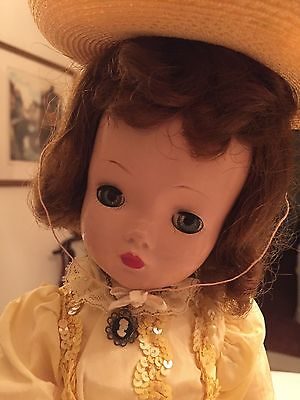 FABULOUS VINTAGE 1950'S MADAME ALEXANDER CISSY DOLL, LOOK!!!!!