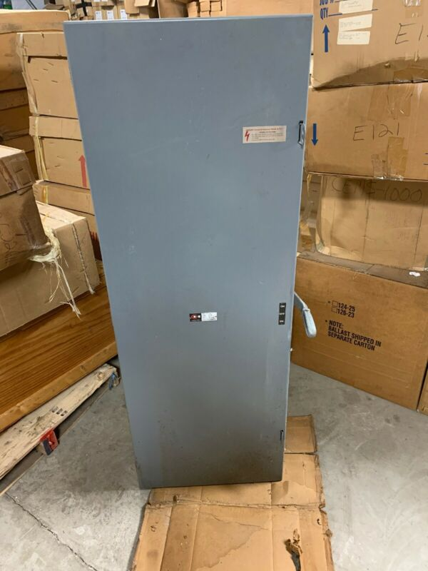 Cutler Hammer Fusible 600 Amp 3-pole 240v Heavy Duty Safety Switch Disconnect