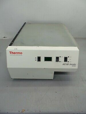 Thermo Electron Corporation Sg210d Speed Gel Gel Dryer