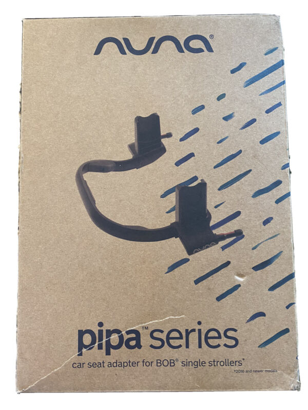 Nuna PIPA Infant Car Seat Adapter for BOB Single Strollers (2016 - current)