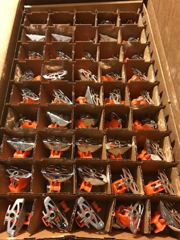 Tyco 155 degree QR chrome sidewalls-Full box of 100