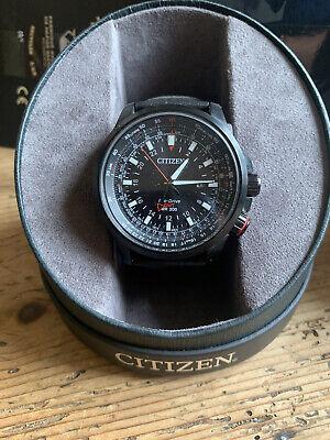 citizen GMT eco drive