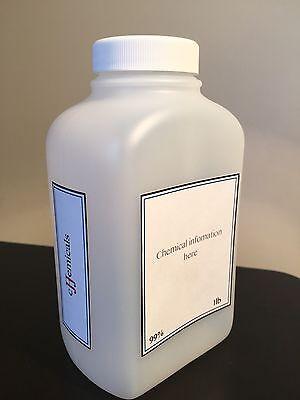 Sodium Hydroxide Fccusp Prilled Minimum 99 Pure 10lbs In Bottles
