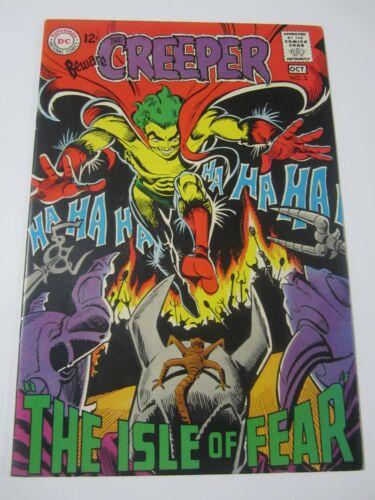 "BEWARE THE CREEPER (#3, Oct 1968) ""The Isle of Fear"" DC Comic Book"