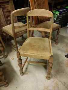 6x Antique dining chairs Fremantle Fremantle Area Preview