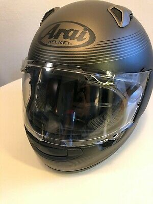 Arai Quantum-X Shade Helmet (LG) New In Box Reg. Price $899.99 On Sale $590.00