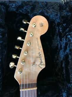 1997 Fender Custom Shop Stratocaster