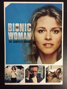 The Bionic Woman The Complete Series DVD Pack