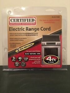 Certified Appliance Accessories 3-Wire Closed-Eyelet 40-Amp