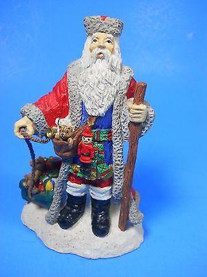 Santas From Around the World