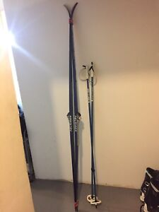 Classic crosscountry skis