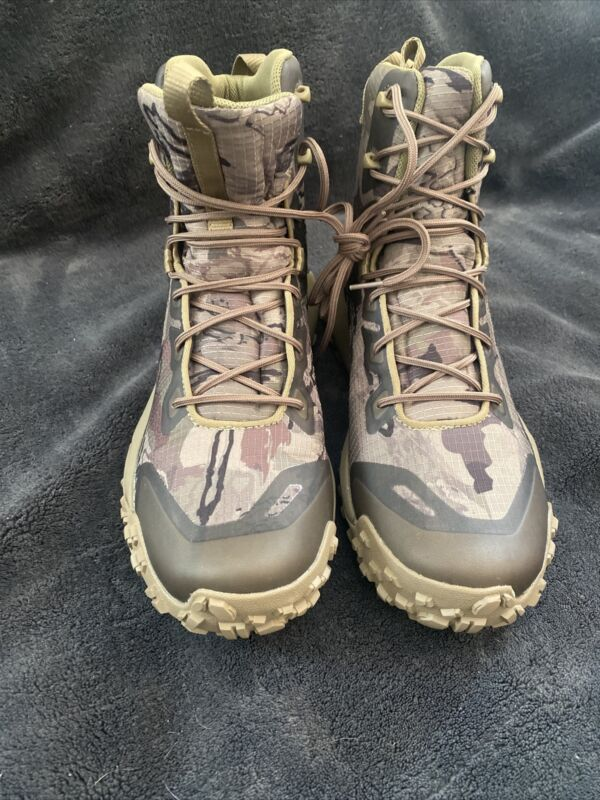 Under Armour HOVR Dawn WP 400G Camo Hunting  Boots
