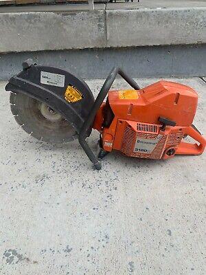 Husqvarna Concrete Chop Cut-off Demolition Saw 3120k Power Equipment Tools
