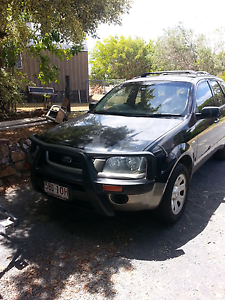 05 FORD TERRITORY. River Heads Fraser Coast Preview