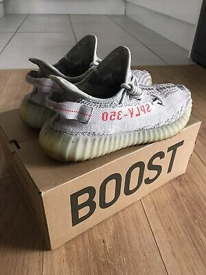 Adidas Yeezy Boost 350 V2 Blue Tint UK10 US10.5 B37571