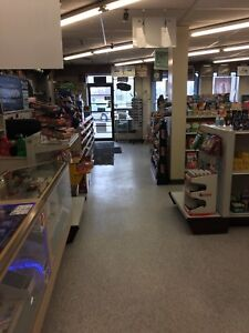 Convenience store for sell