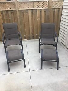Patio chair sets