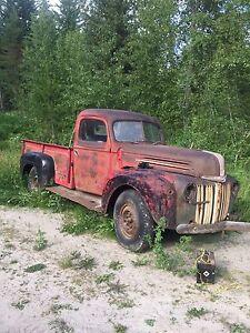 1945 ford 1 ton