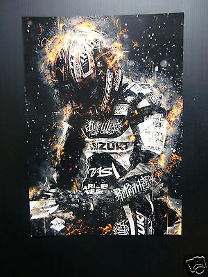 """High Quality A3 poster print - """"The Prayer"""" - Isle of Man TT Races  [A3-03]"""