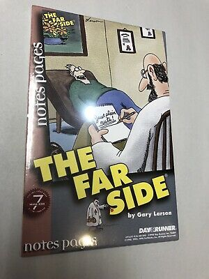 New The Far Side Gary Larson Day Runner Note Pages Refill 5 12 X 8 12 7 Ring