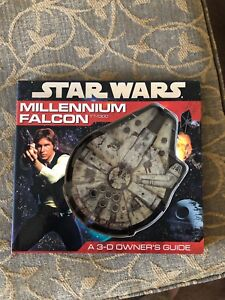 Star Wars Millennium Falcon owners manual!