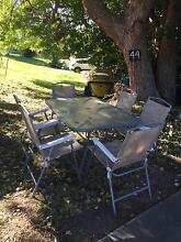 7 Piece Outdoor Setting Mount Colah Hornsby Area Preview